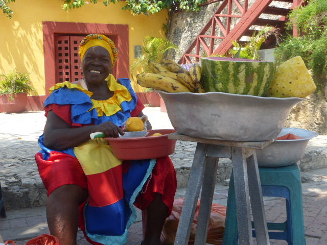 La Pura Vida; Cartagena the Caribbean Jewel