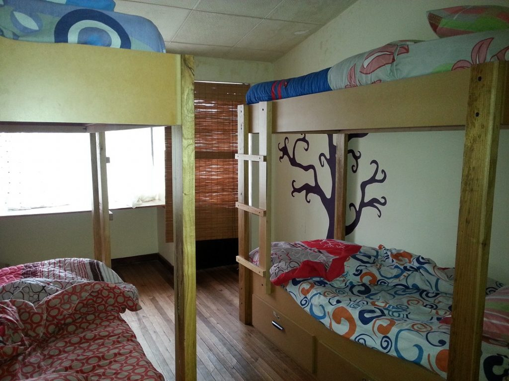 hostel tips and how not to behave in a hostel - Cuenca